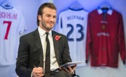 Beckham Menyatakan Ingin Pensiun Bersama United