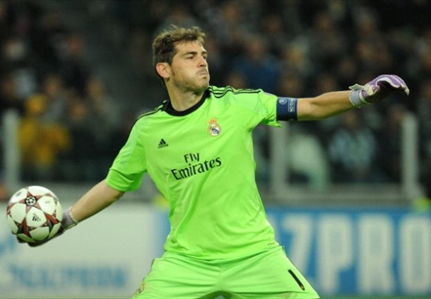 Cassilas Beri Dukungan Kepada Ancelotti