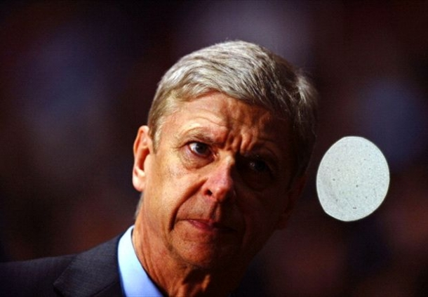 Arsene Wenger Ikut Komentar Soal Manchaster United
