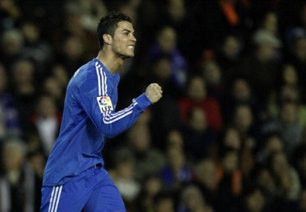 Ronaldo Berikan Kado Untuk Buah Hati Cassilas