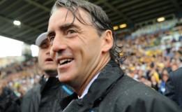 Roberto Mancini Harap Inter Mampu Seperti Manchester City