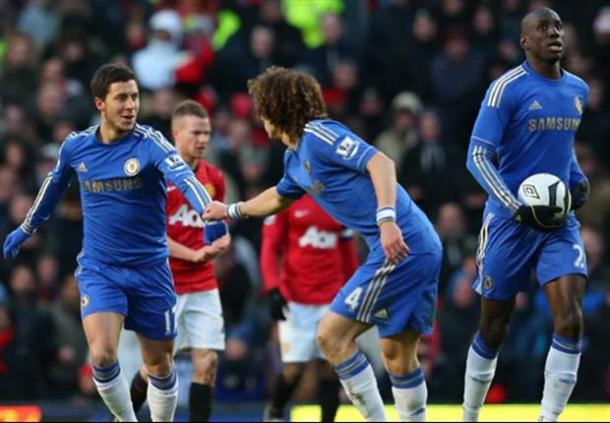 David Luiz Sebut Eden Hazard Memang Istimewa