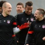 Franck Ribery Percaya Dirinya Akan Pulih 100%