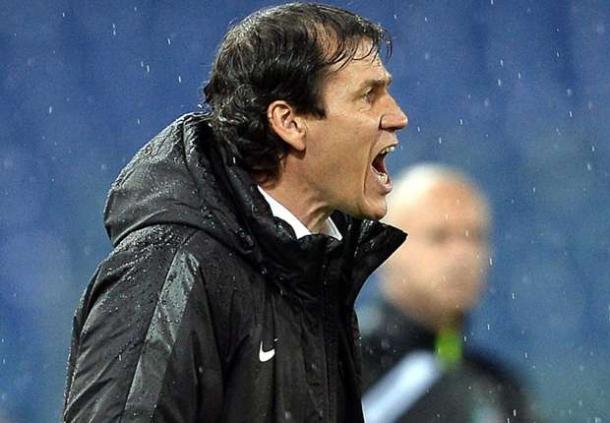 Rudi Gracia Tak Menyukai Penampilan AS Roma