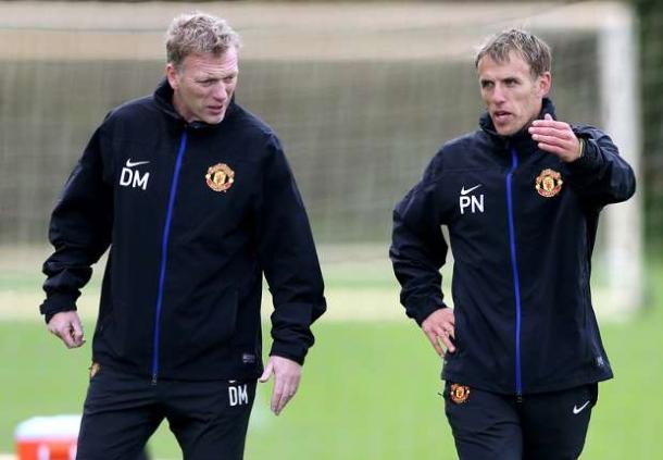 David Moyes Ungkapkan Neville Calon Pelatih Inggris