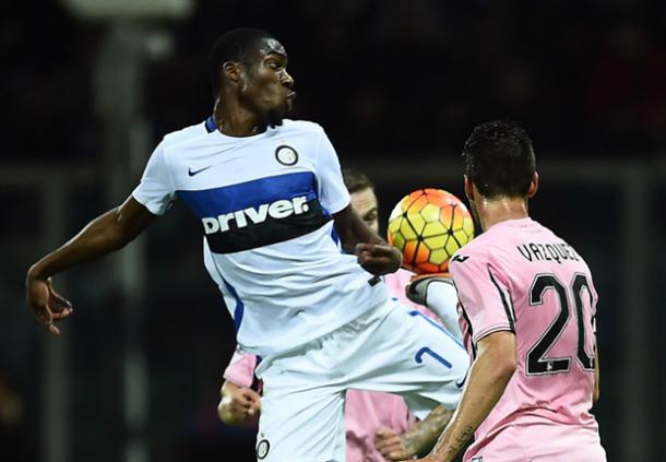 Kondogbia Optimis Raih Scudetto Dengan Inter Milan
