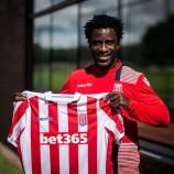Manajer Stoke City Yakin Bony Akan Bersinar Setelah Hengkang Dari City
