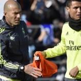 Ronaldo Gembleng Latihan Demi Bisa Tampil