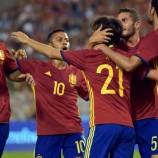 Kalahkan Belgia, Spanyol Tak Boleh Puas Diri
