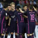 Kemenangan Barca Atas Granada Buat Enrique Senang