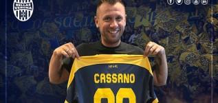 Cassano Beri Pengumuman Pensiun Lagi