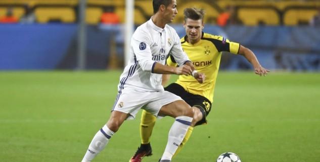 Real Madrid DanBorussia Dortmund Satu Group Kembali