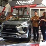 Mitsubishi Xpander Sudah Sampai Di Makassar