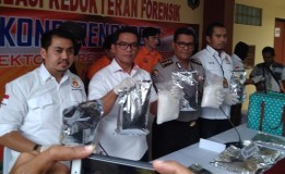 Direktorat Reserse Narkoba Polda Metro Jaya Bongkar Jaringan Narkoba