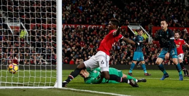 Soton Imbangi MU Di Old Trafford