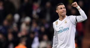 Cristiano Ronaldo Subur Di Liga Champions