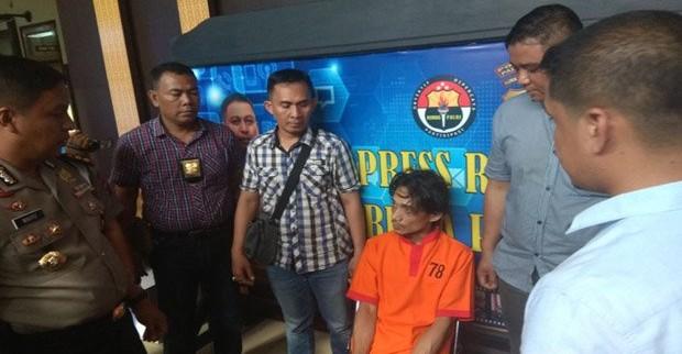 Peredaran 3 Kg Sabu Dari Jakarta Ke Palembang Digagalkan Polisi