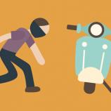 Sepeda Motor Pengunjung Rumah Sakit Di Palembang Di Ambil Seorang PNS