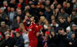 Mohamed Salah Ukir Sejarah Di Liga Inggris