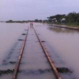 Jalur Di Alihkan Karena Banjir
