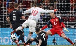 Spanyol Berhasil Kalahkan Argentina