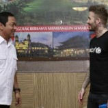 Beckham Berkunjung Ke SMPN 33 Semarang
