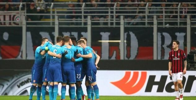 Prediksi Akurat Arsenal vs AC Milan 16 Maret 2018