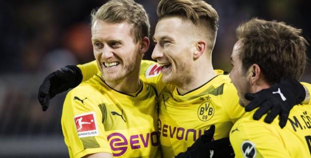 Prediksi Akurat Salzburg vs Borussia Dortmund 16 Maret 2018