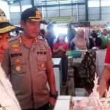 Polisi Di Depok Mengamankan Keperluan Pangan Serta Melindungi Stabilitas Harga Pangan Mendekati Ramadan