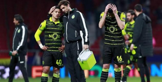 Sporting CP Diserang Orang Tak Dikenal Serta Bertopeng Kala Lakukan Sesi Latihan