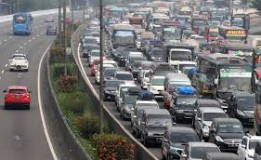 Kemacetan Juga Lantaran Aspek Bermacam