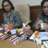 Produk Tanpa Izin Edar Serta Mengandung Bahan Kimia Berbahaya Di Sita BBPOM Yogyakarta