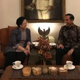 Megawati Sampaikan Nama Cawapres Jokowi