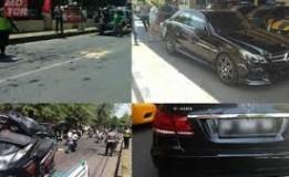 Polisi Bikin Olah TKP Di Tempat Kejadian