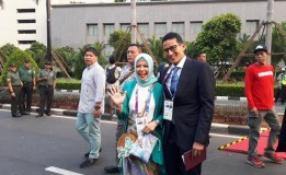 Sandiaga Berikan Pujian Kepada Jokowi