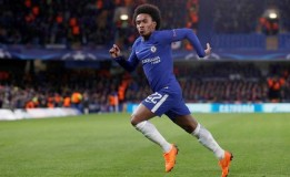 Willian Bertahan Di Chelsea Berkat Sarri