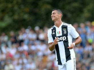 Fans Antusias Lihat Ronaldo