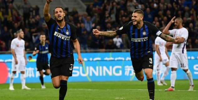 Inter Milan Berhasil Tumbangkan Fiorentina
