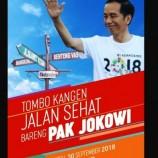 Jalan Sehat Jokowi yang Dapat Penolakan di Solo Diubah Jadi Ini