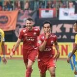 Persija Jakarta Petik Kemenangan Atas Barito Putera di Lanjutan Liga 1