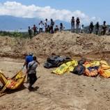 Meski Pencarian Usai, Petugas Masih Temukan Jenazah Korban Gempa Sulteng