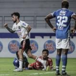 Persib Bandung vs Bali United di Liga 1 Tak Hasilkan Pemenang