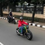 Kunjungan Kerja Jokowi Menggunakan Montor