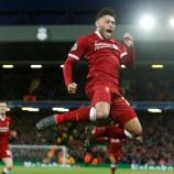 Alex Oxlade-Chamberlain Kembali Latihan Bersama Liverpool