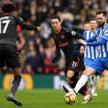 Arsenal Menjadi Unggulan Jelang Brighton and Hove Albion