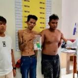 Seorang Anak Beserta Pamannya Di Sumut Diringkus Polisi Akibat Edarkan Sabu-Sabu