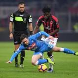 AC Milan Meredam Serangan Napoli Di Minggu Ke-21