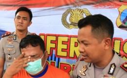 Perkosa Anak Tiri, Pria ini Malah Menangis Histeris di Hadapan Polisi