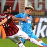 Milan Bertahan dengan Sempurna untuk Buat Napoli Gigit Jari