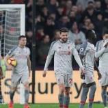 Awal Tahun 2019 Berjalan Tidak Sesuai Dengan Harapan Liverpool